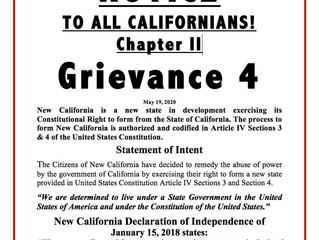 GRIEVANCE 4
