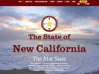 Local group aims to create a 51st state called New California