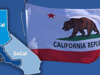Lawsuit aims to remove measure to divide California into three states from ballot
