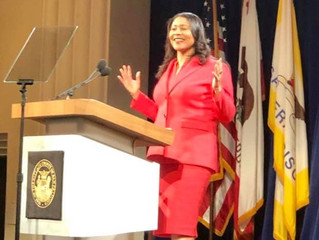 London Breed Wins The San Francisco Mayoral Race In A Landslide