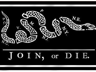 Join, or Die