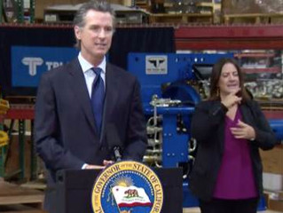 Newsom Imposes Restrictions, Misuses Federal Funds