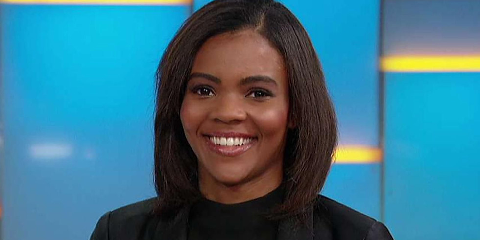 Change of Location!!! Candace Owens to Speak About New California State San Luis Obispo County, CA