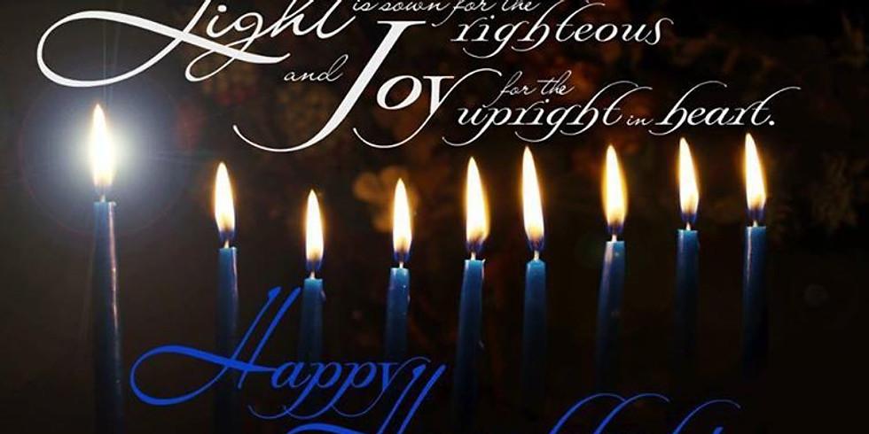 A Christian Hanukkah