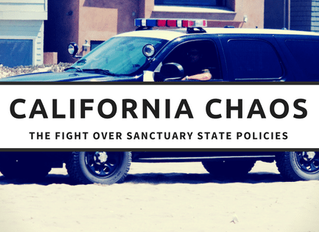 More California Cities Look to Scrap Sanctuary State Law