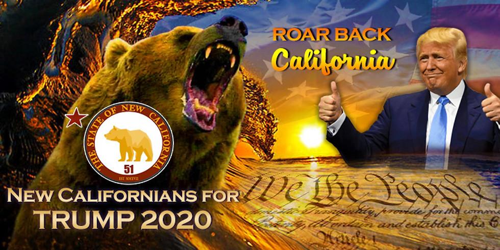 NCS El Dorado & Sacramento Rural Trump 2020 Watch Party