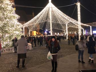 Cluj Napoca Evening