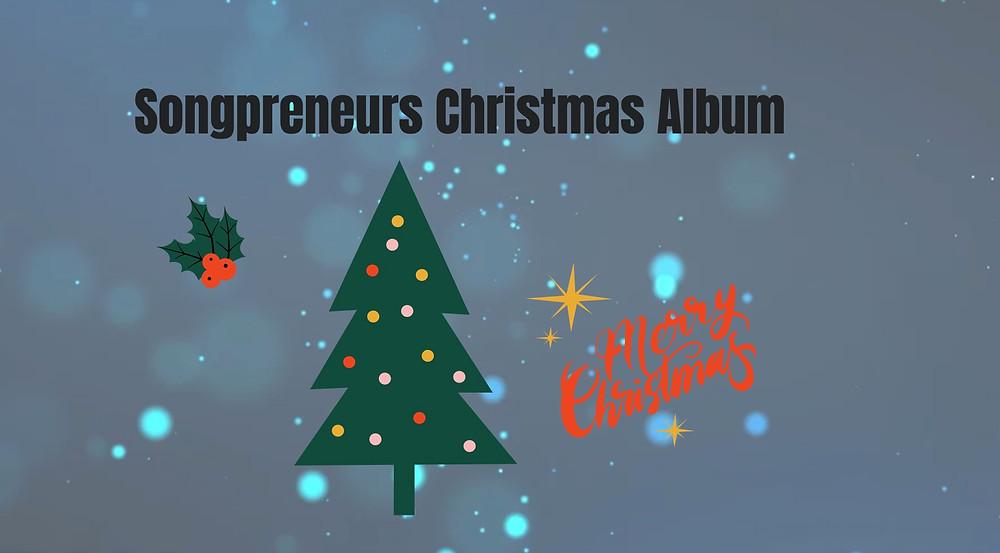 Songpreneurs Christmas Album 2019