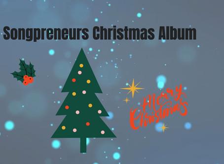 Songpreneurs Songwriter Leadership Community Launches Multimedia Christmas Album Online