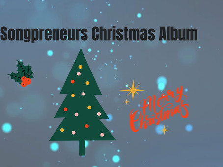 Songpreneurs Songwriter Leadership Community Launches Multimedia Christmas Album Online