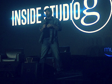 Insights from Inside Studio G