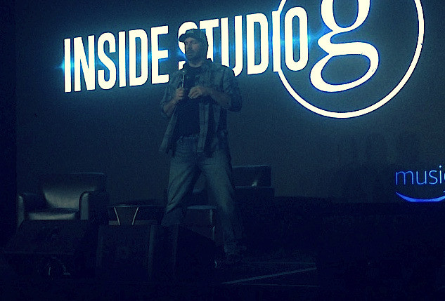 Photo from Inside Studio G Session at Country Radio Seminar 2017