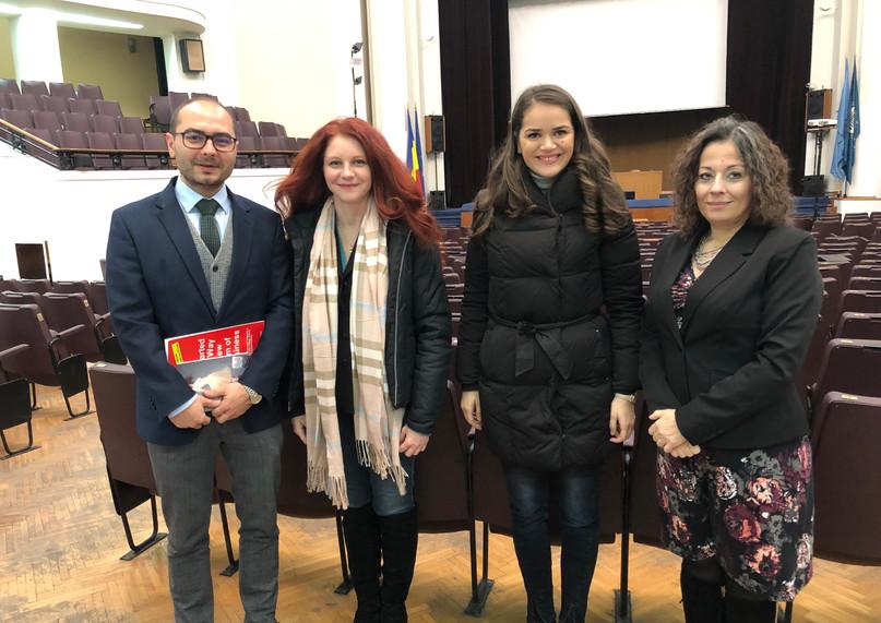 Arts Envoy IPR Bucharest