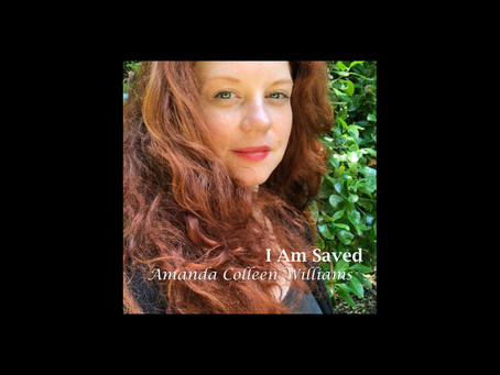 "PREORDERS LIVE FOR ""I AM SAVED"" DEBUT COUNTRY RADIO SINGLE FROM GRAMMY® NOMINATED SONG WRITER AMANDA"