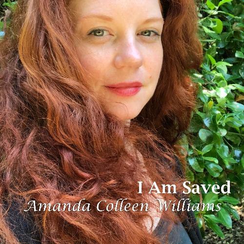 I Am Saved single art