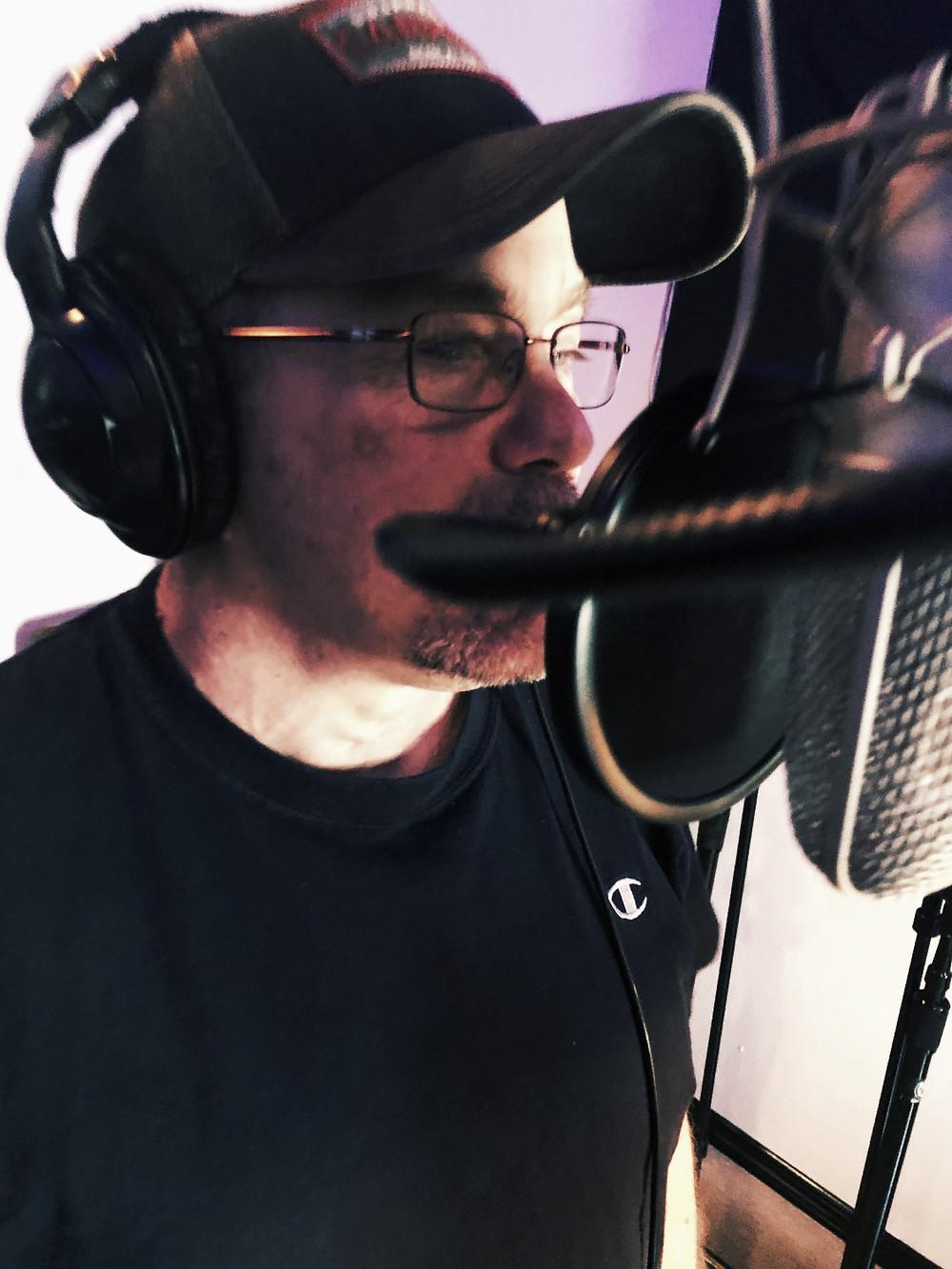 Tim Seay Sober Guy in the Studio