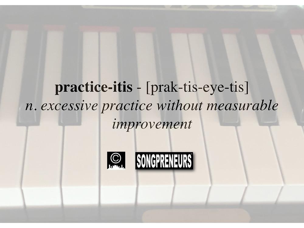 practice-itis