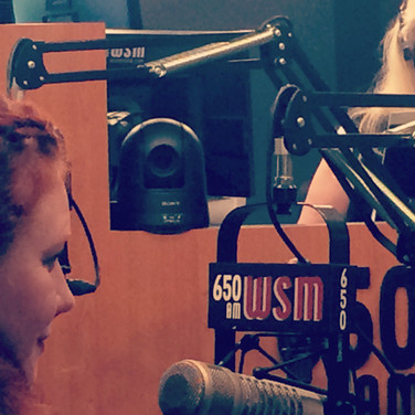 Amanda Colleen Williams on Devon O'Day's Nashville Today