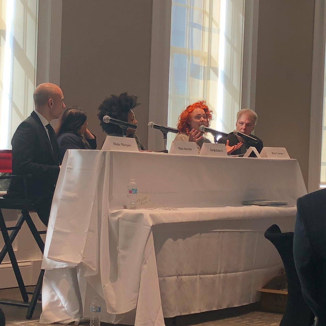 Artist Advocacy Panel