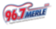 967 Merle FM Logo Knoxville TN.png