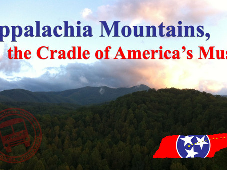 Appalachian Mountains - The Cradle of America's Music
