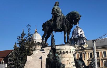 Noble King Matthias Rex