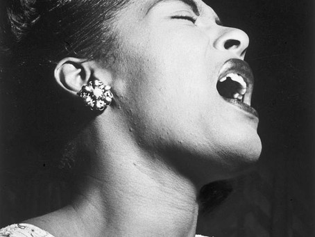 Thank you, Billie Holiday