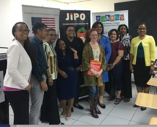 Edna Manley College Jamaica Arts Envoy