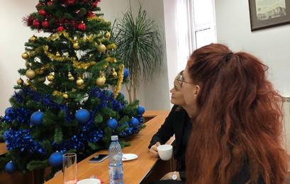 Romanian Law School Christmas Tree