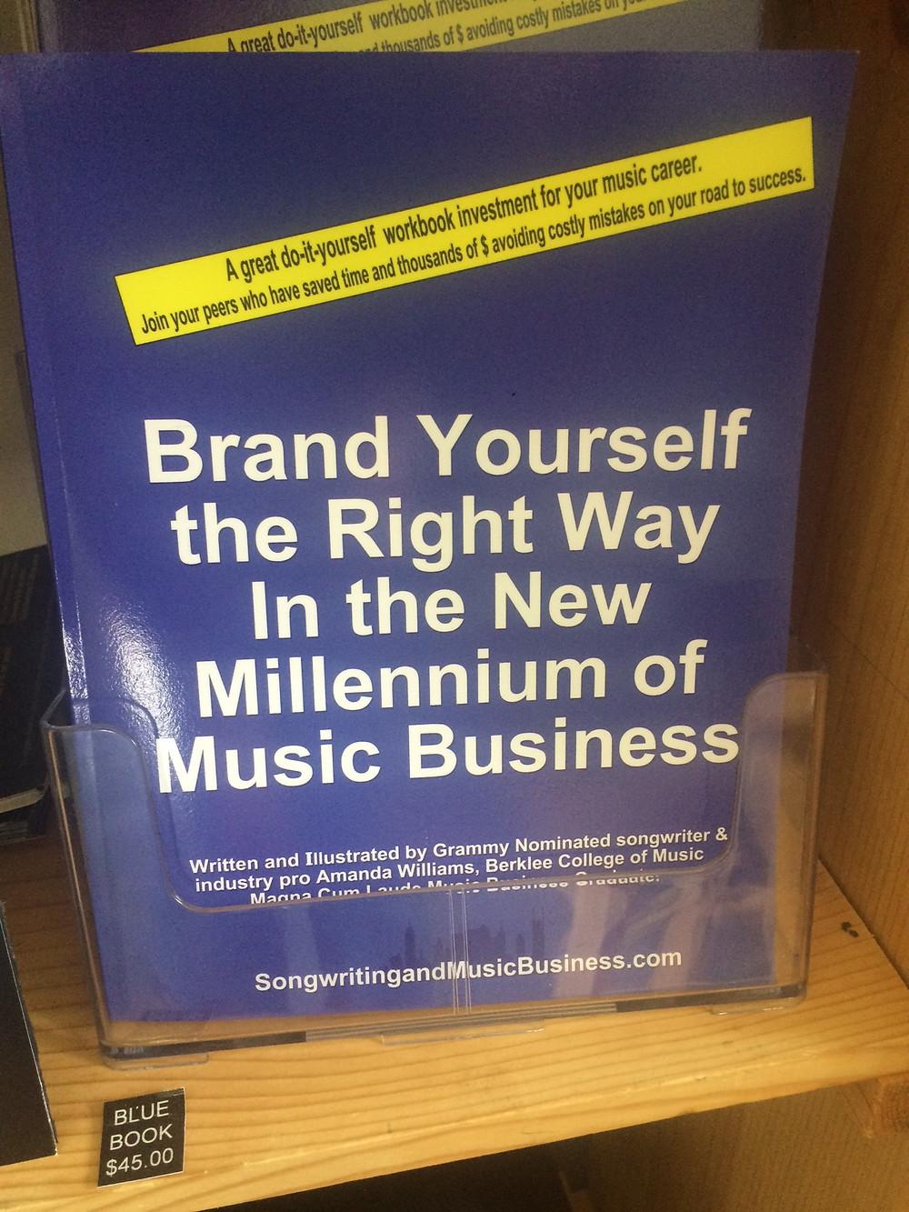 Brand You Book