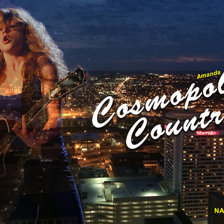 Amanda Colleen Williams and Cosmopolitan Country