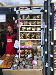 Bread loaves Romania
