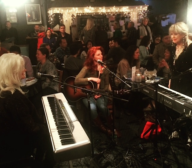 In the Round at the Bluebird Cafe