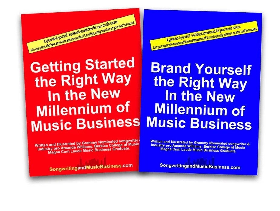 Songpreneurs Getting Started and Branding Workbook Bundle
