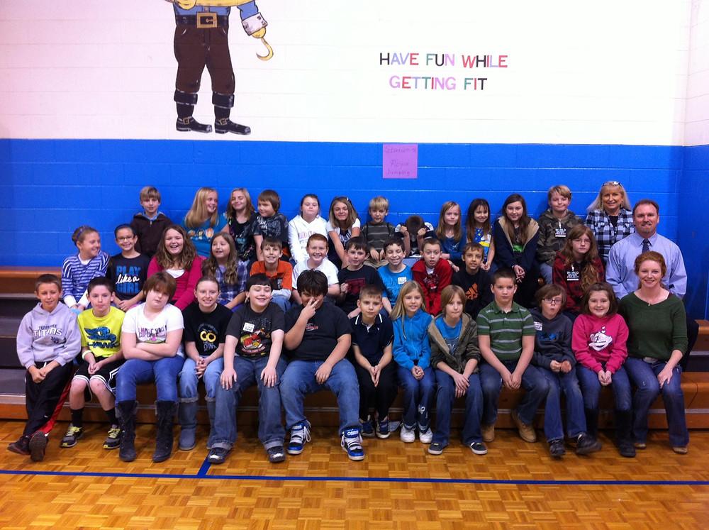 Amanda's music program in development Grainger County, Tennessee