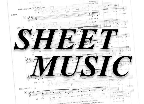 Nobody's Child Sheet Music