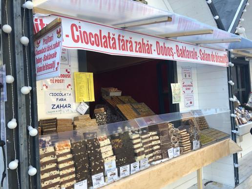 Chocolate Ciocolată