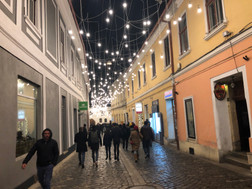 Alley Cluj Napoca Romania