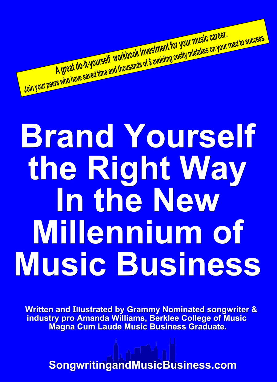 Brand You Workbook front cover