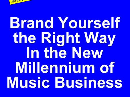 Songpreneurs Make Opportunities for Success