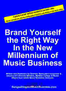 Brand Yourself Workbook Songpreneurs