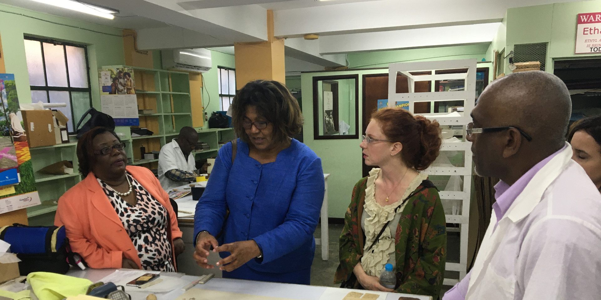 Jamaica National Archives