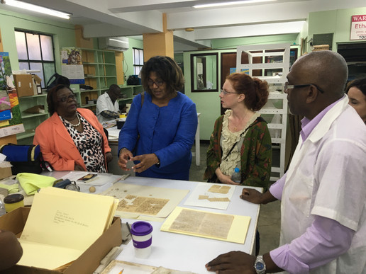 Jamaica archives