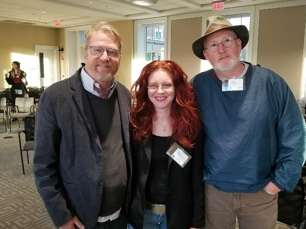 Dr. David Lowery, Amanda Colleen Williams, Dennis Polattie