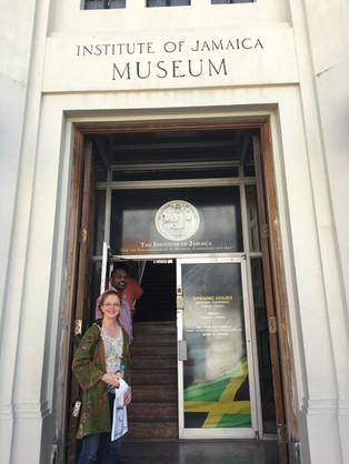Institute of Jamaica Museum