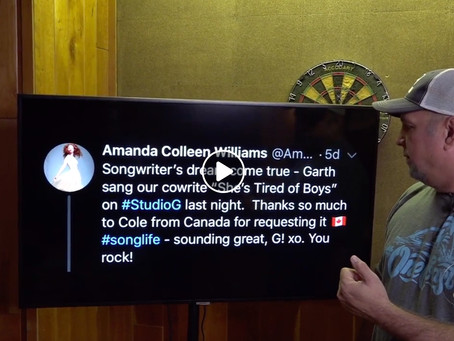 Garth Shout Out