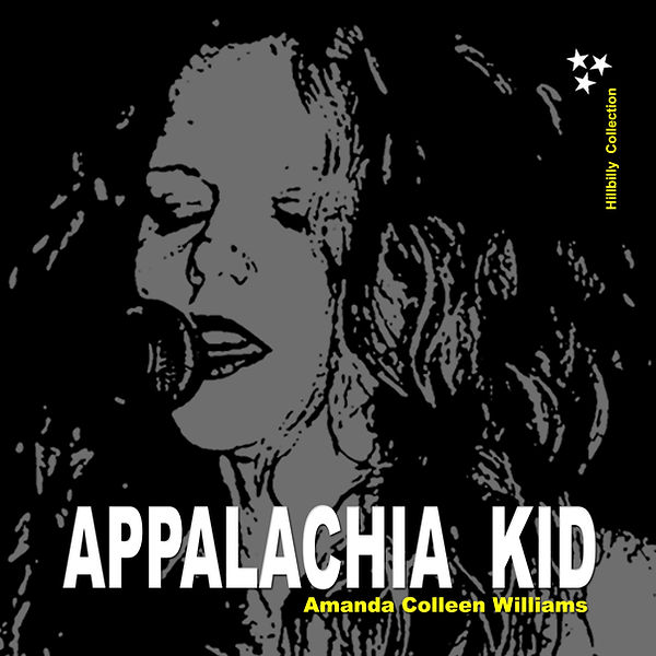 Appalachia Kid LP Art Amanda Colleen Wil