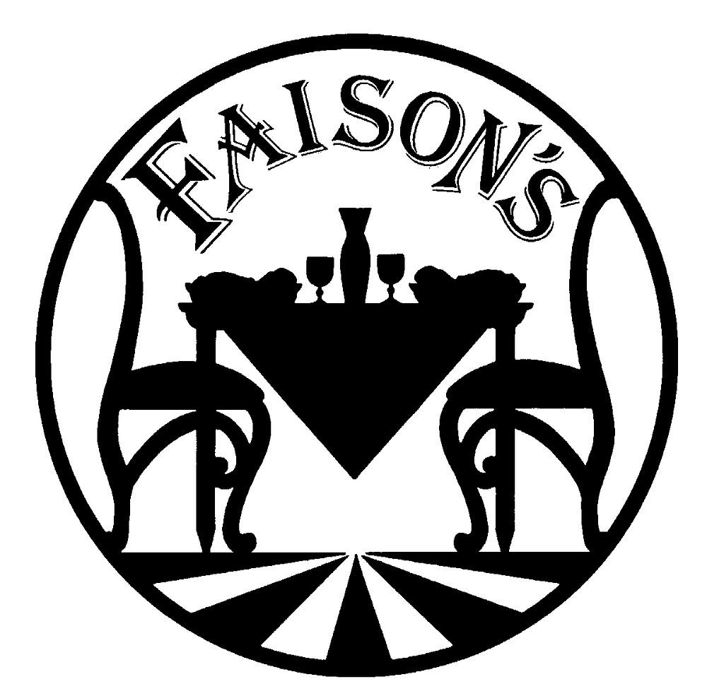 Faison's Restaurant Logo Nashville
