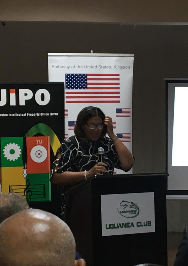 JIPO US Embassy Event