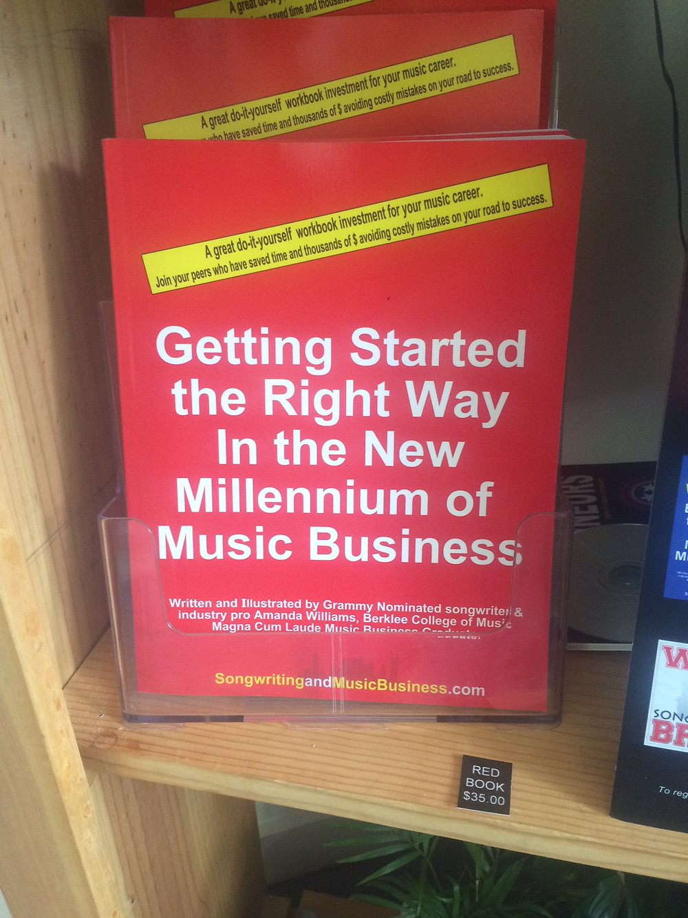 Getting Started Copyright Workbook Plain English Songpreneurs